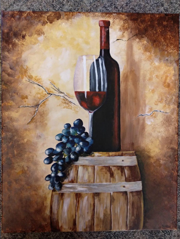 Hrych Anna Szőlő és bor
