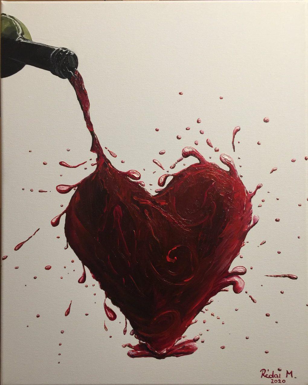 Rédai Magdolna Teréz Bor, egészség, szerelem
